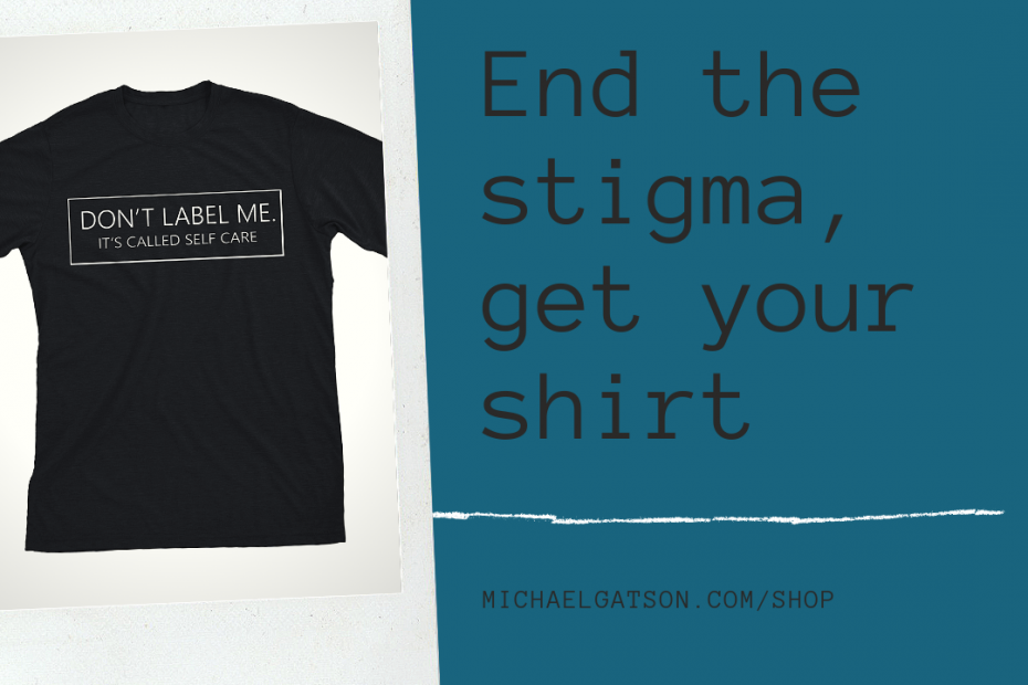 mental health awareness tshirt end stigma