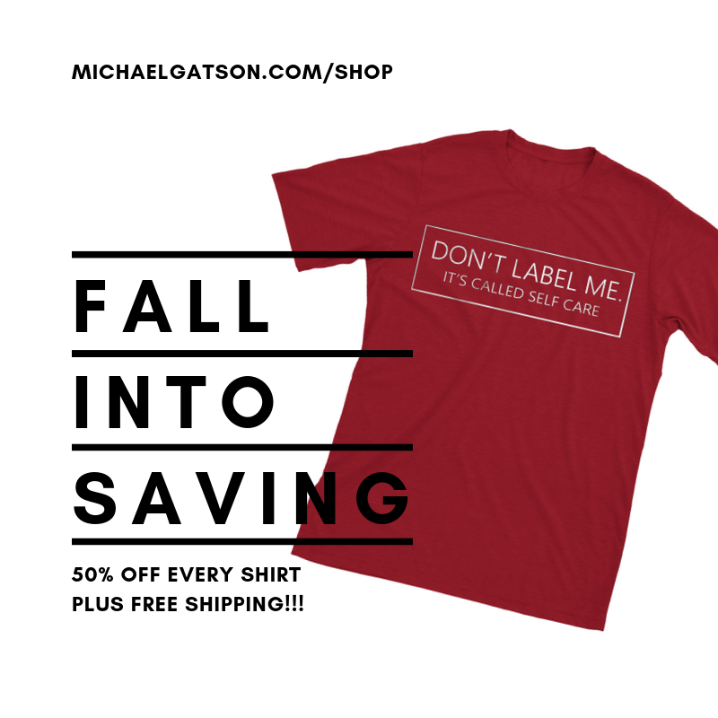 Fall t-shirt special