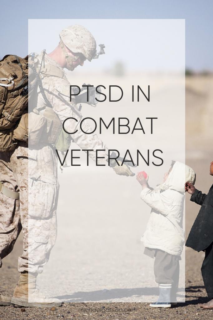 PTSD in combat veterans